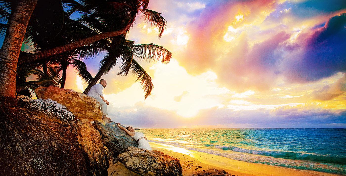 best destination wedding photographers in Cancun