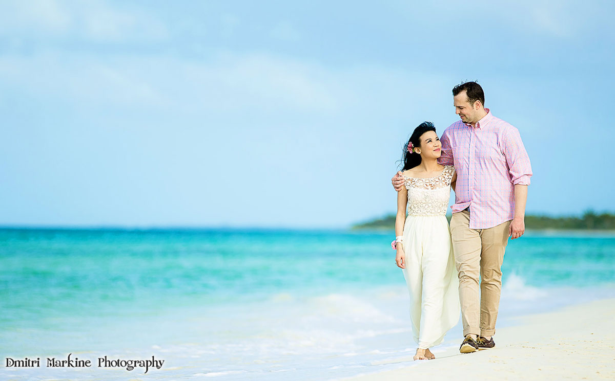 best wedding photographers in Cayo Coco