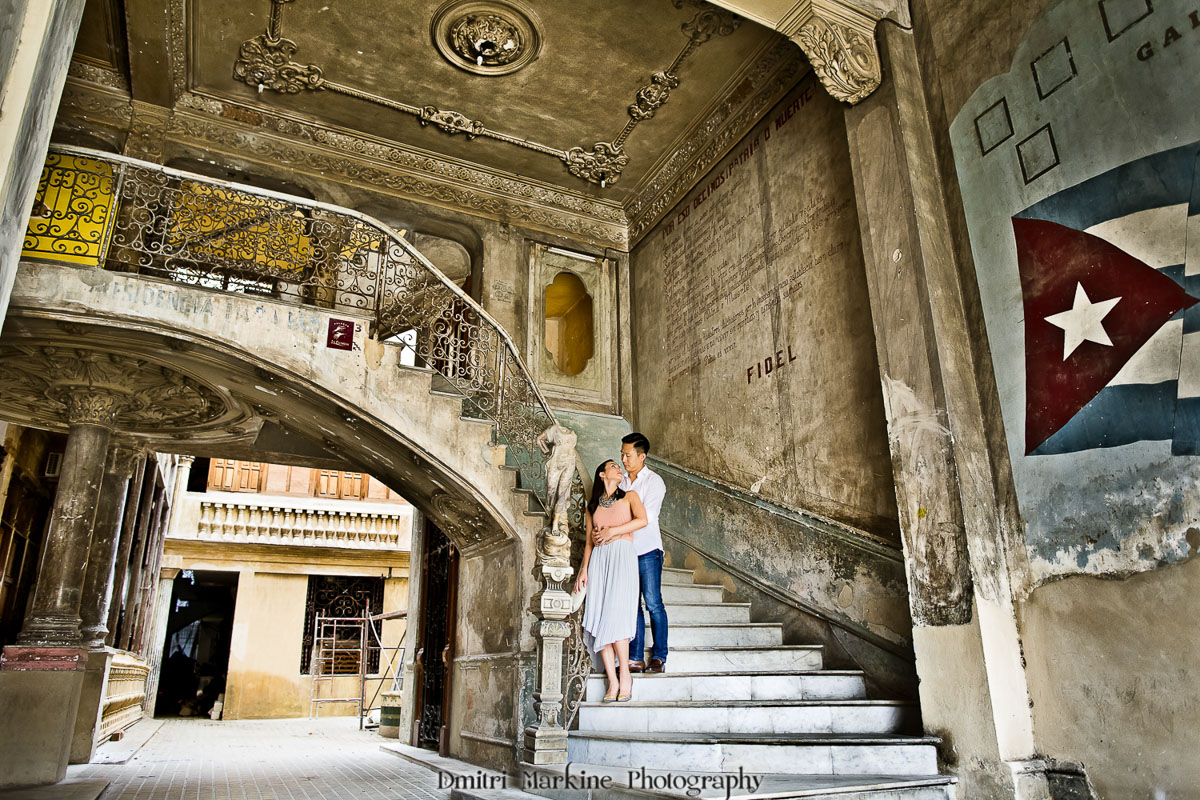 best wedding photography studio Havana
