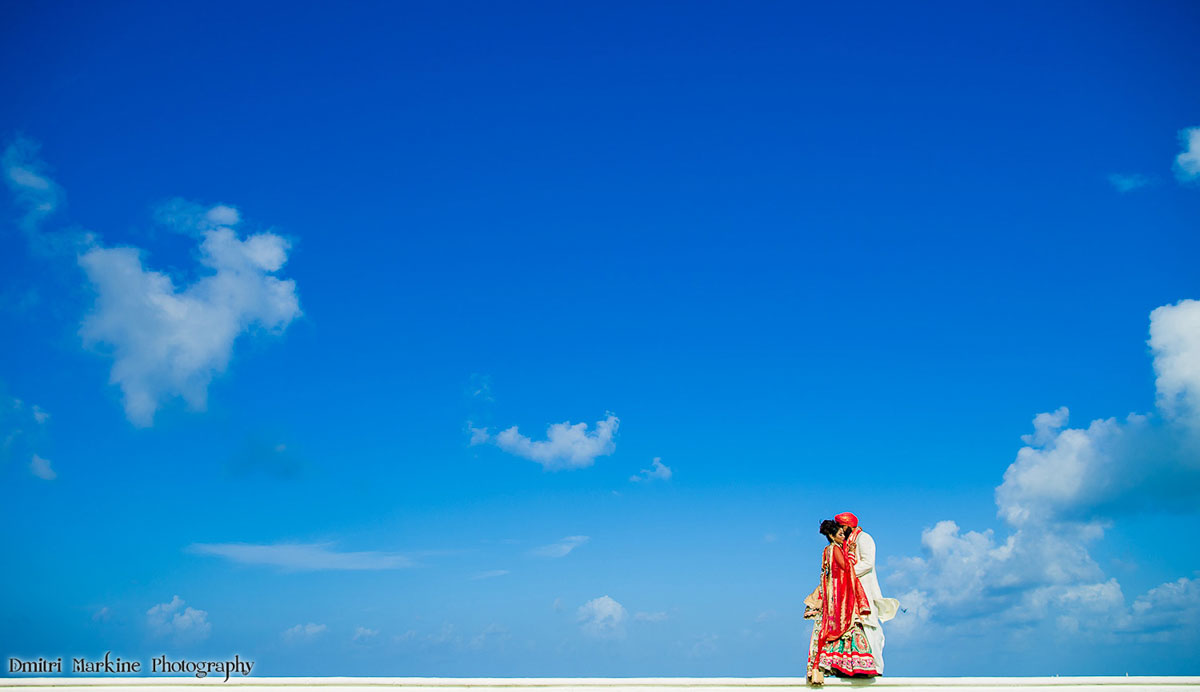 Indian destination wedding cuba