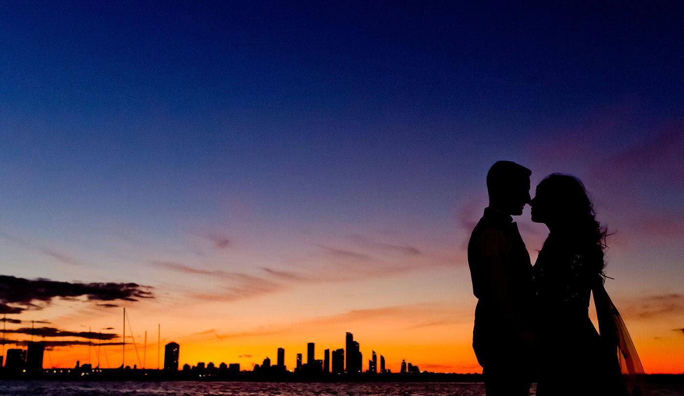 Toronto Indian wedding photographer