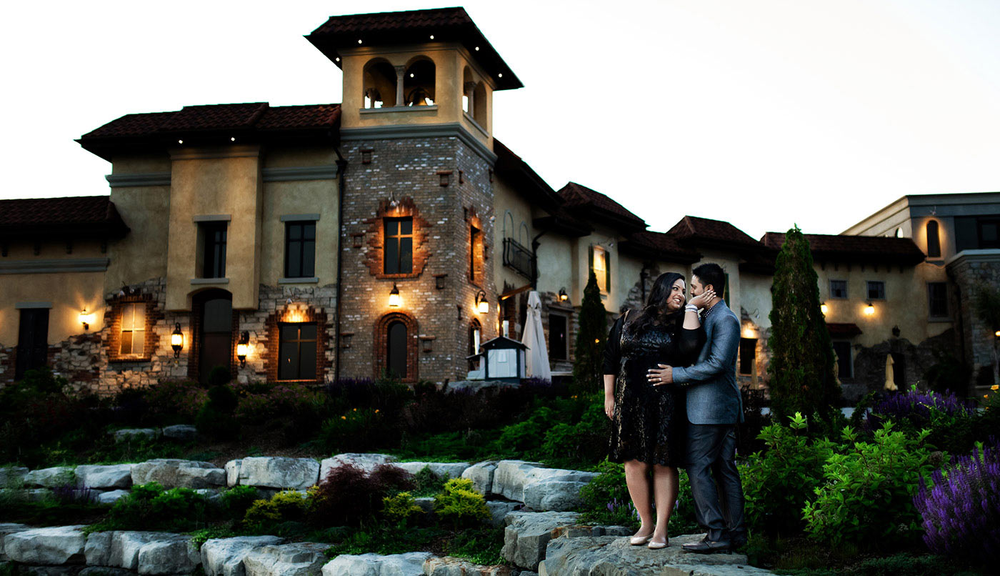 wineries near Toronto for a wedding